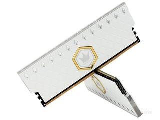 影驰HOF OC Lab 皑钻 16GB(2×8GB)DDR4 4000