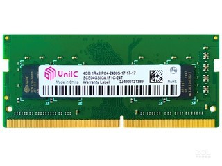 紫光4GB DDR4 2400(笔记本)