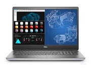 戴尔 Precision 7750(i5 10400H/8GB/256GB/T1000)