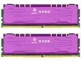 紫光御紫 16GB(2×8GB)DDR4 2666