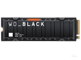 西部数据WD_BLACK SN850带散热片(1TB)