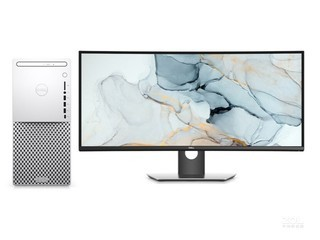 戴尔XPS 8940(i7 10700/16GB/1TB/GTX1660Ti/34LCD)