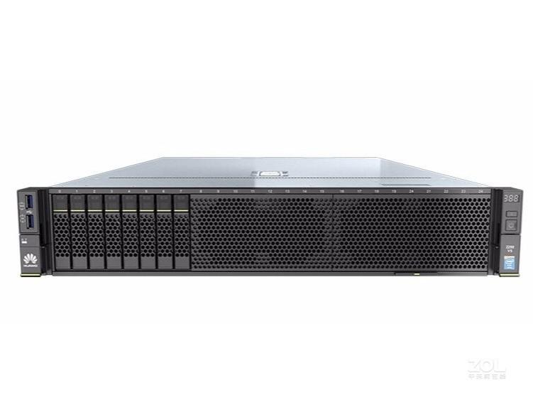 华为FusionServer 2288H V5(Xeon Bronze 3106/2*16GB/2*600GB 10K/550W*2)