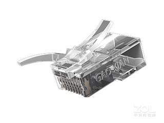 高岘超五类非屏蔽水晶头GXCAT5e-RJ45US