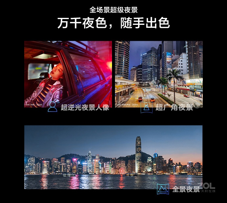 vivo X60(8GB/128GB/全网通/5G版)评测图解产品亮点图片13