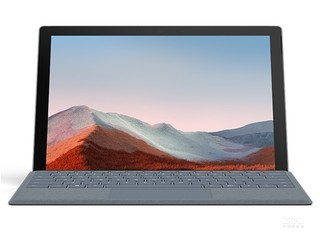 微软Surface Pro 7+ 商用版(i3 1115G4/8GB/128GB/集显)