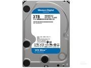 西部数据 蓝盘 3TB 5400转 256MB SATA3(WD30EZAZ)