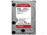 西部数据 红盘 3TB 5400转 64M SATA3(WD30EFAX)