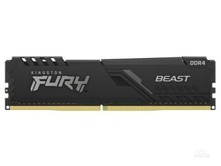 金士顿FURY Beast 32GB DDR4 3200(KF432C16BB/32)