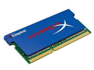 金士顿4GB DDR3 1066(HyperX笔记本套装)