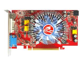 七彩虹逸彩9600GSO-GD2 CF黄金版 512M T25