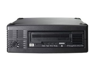 代理行货 HP StorageWorks Ultrium 920(EH842A) 外置磁带机 SCSI接口