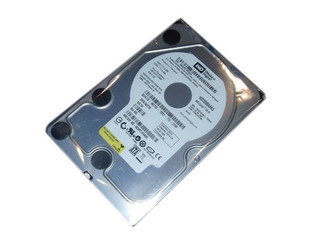 WD 鱼子酱 320GB 7200转 16MB SATA2(WD3200AAKS)