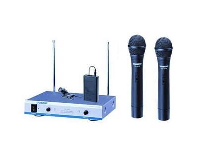 得胜 TS-3310HH专业无线麦克风 家用K歌舞台演出演讲话筒