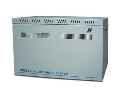 国威 WS824(5D)-1(8外线,72分机)