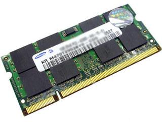 三星SDRAM PC133笔记本内存