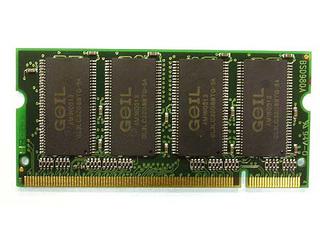 金邦512MB DDRII533(笔记本)