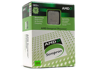 AMD 闪龙 2800+(盒)