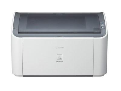 佳能LBP3000驱动安上之后提示不支持打印机端口是为什么