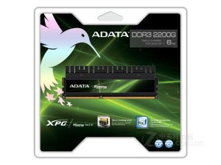 威刚6GB DDR3 2000G V2.0(游戏威龙三通道)