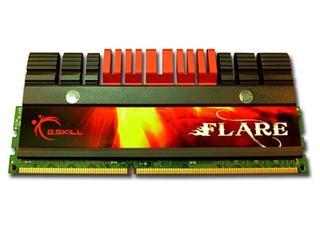 芝奇4GB DDR3 2000(F3-16000CL7D-4GBFLS)