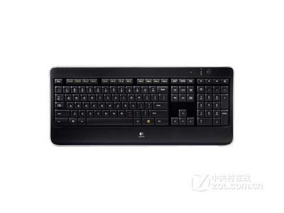 罗技 K800键盘