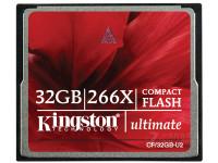 金士顿ultimate CF卡 266X