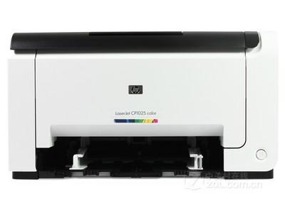 """HP CP1025  """"北京联创办公""""(渠道批发)惠普激光打印机行货保障 送货上门  免运费 含税带票 售后无忧 轻松打印。"""