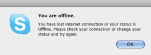 网络电话Skype服务器中断殃及全球用户