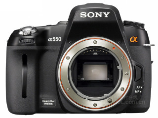 索尼A550
