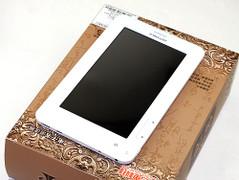 白菜价全功能电子书 台电K9仅售645元