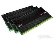金士顿 6GB DDR3 1600 骇客神条套装(KHX1600C9D3T1BK3/6GX)