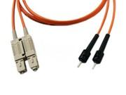 AMP SC/ST光纤跳线2105053-5