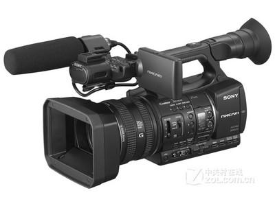 中关村认证经销商  索尼HVR-  NX5C  现货