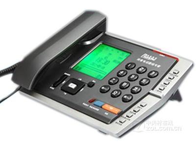 润普 600小时数码录音电话  U600A