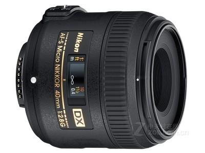 尼康 AF-S DX 尼克尔 40mm f/2.8 macro