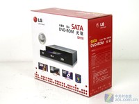 价格便宜 LG DH18 SATA接口光驱速测