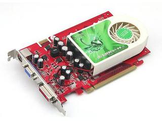 铭瑄 7300GT白金版(DDR版)128M