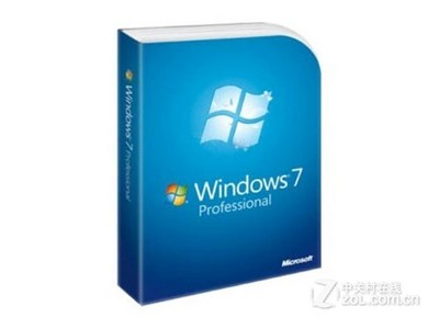 Microsoft Windows 7 中文专业版[32位]for(HP DELL)