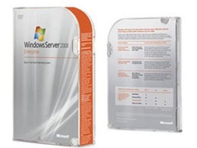 Microsoft Windows server 2008 R1 标准版 5 Clt[简中]全套for(HP IBM)