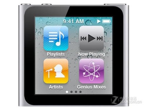 苹果iPod无人可敌 最新MP3关注度TOP10