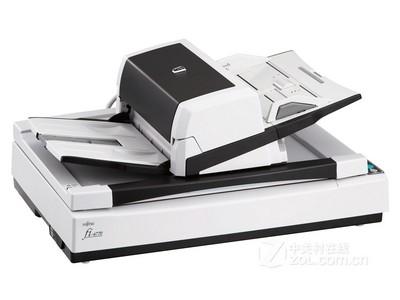 富士通(Fujitsu)Fi-6770高速扫描仪A3双面自动进纸带平板