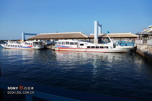 中日文化冲击之地 索尼A77游冲绳外岛