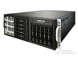 浪潮英信NF8560M2(Xeon E7-4807/8GB/300GB/8*HSB)