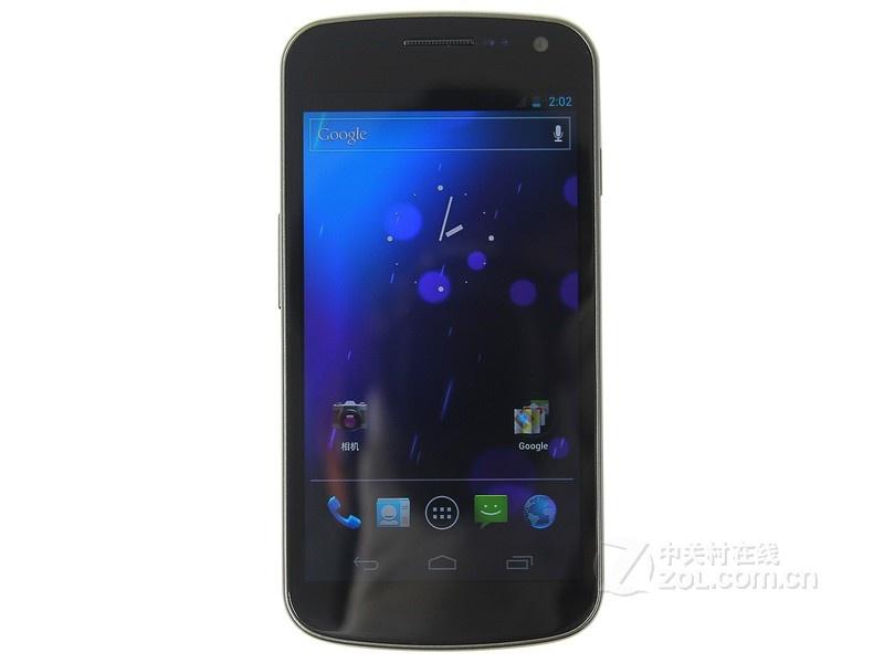 三星Galaxy Nexus(I9250)整体外观图