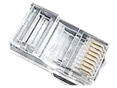 清华同方 RJ45水晶头(CT-RJ45/盒)
