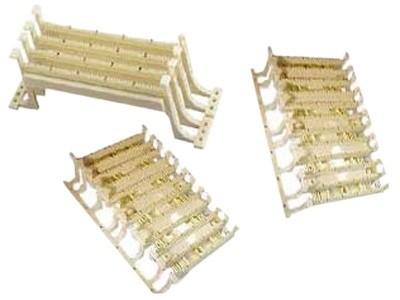CommScope 110型100对无腿跳线架(无插块)