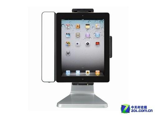 变身iMac! 360°旋转iPad支架音箱曝光