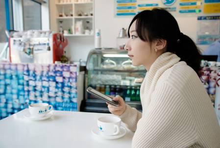 """一杯咖啡一个我 汉王电纸书中""""第三空间""""的享受"""