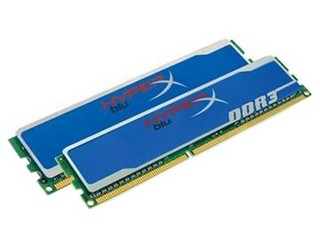 金士顿骇客神条 8GB DDR3 1333(KHX1333C9D3B1K2/8G)